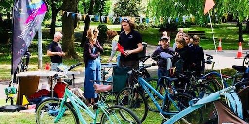 Friends of Lightoaks Park - The Great Big Bike Get Together