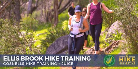 Hike Training At Sixty Foot Falls, Ellis Brook  tickets