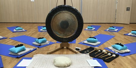 Gong Bath - Go deeper: Extended duration 1.5 hours tickets
