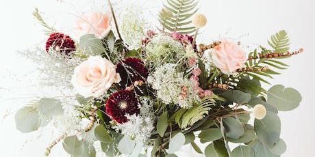 2 Hour Luxury Hand Tied Bouquet Course tickets