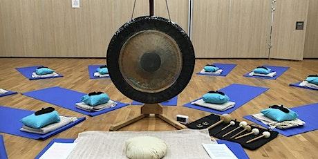 Gong Bath: De-stress and Relax tickets