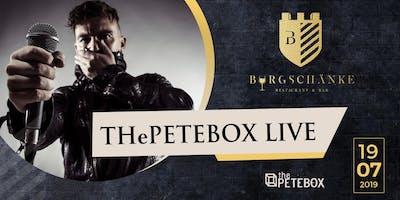 The Petebox Live Konzert