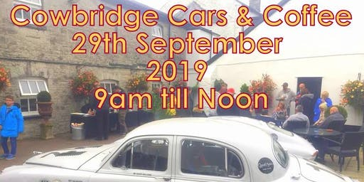 Cowbridge Cars & Coffee 2019
