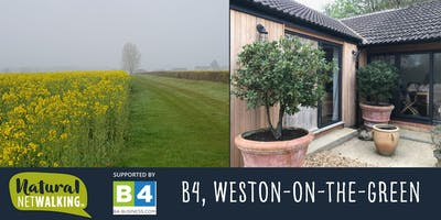 B4, Weston-on-the-Green, 16th August, 9.30am to 11.30am