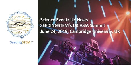 UK ASIA Summit | Tech | STEM | India | Anand Kumar | Frank Islam | Aligarh| tickets