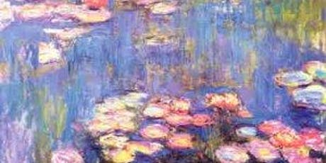 Paint Monet! Afternoon, Monument, Sunday 28 July tickets