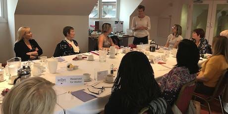 Women In Business Network - Cambridge West - Bourn -July Meeting tickets