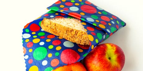 Plastic Free July - Beeswax Wrap Making Workshop tickets