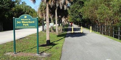 The River Run 5k at Blanchard Park
