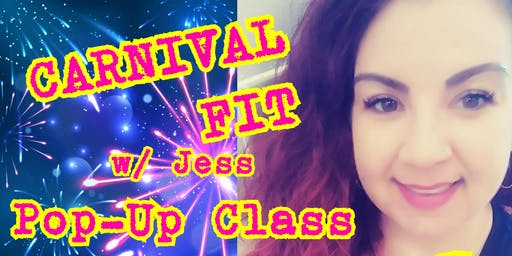 Carnival Fit Pop-Up Class