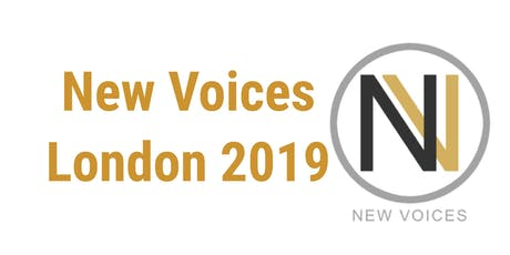 New Voices Conference 2019 tickets