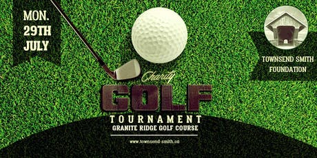 Townsend Smith  Charity Golf Tournament tickets