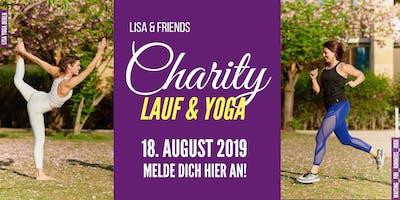 Lisa & Friends - CHARITY LAUF & YOGA 2019