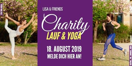 Lisa & Friends - CHARITY LAUF & YOGA 2019 tickets
