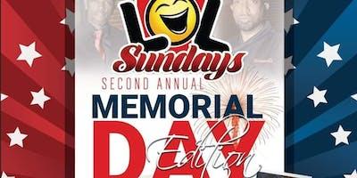 Laughing Out Last Sundays aka LOL Sundays (6:00 Show)