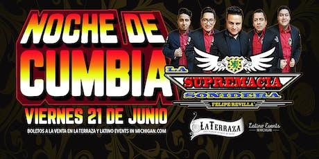 Noche de Cumbia con La Supremacia Sonidera tickets