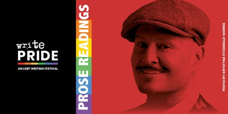Prose Pride - An Evening of Readings with Paul Burston tickets