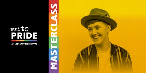 Lyric Pride Masterclass with Tash Bird