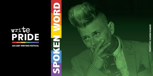 Poetry Pride - An Evening of Spoken Word with Joelle Taylor