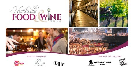 2019 Northville Food & Wine Festival tickets