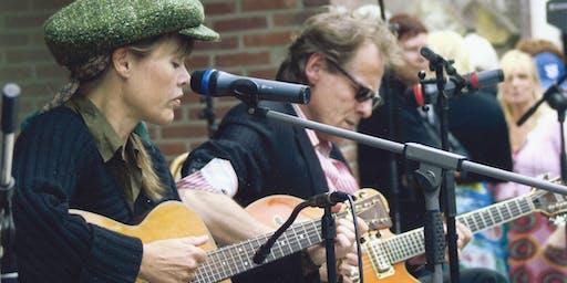 Fay Lovsky & Arthur Ebeling (24 jaar Muziekcafé De Cactus)