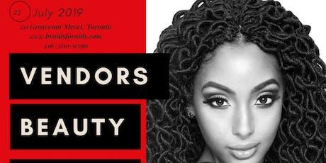 International BrAIDathon and Beauty Show tickets