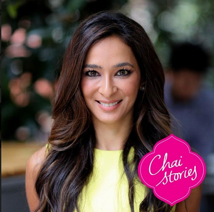 Chai Stories with Dr Anjali Mahto, author of The Skincare Bible image