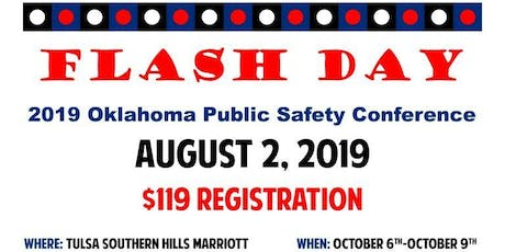 Oklahoma Public Safety Conference 2019 tickets
