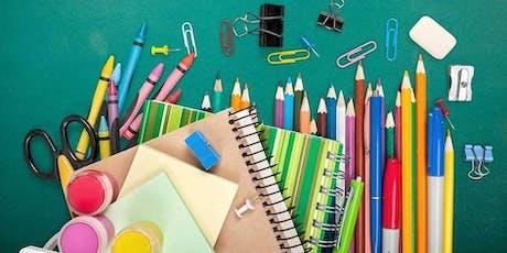 Back to school Craft & Vendor Market tickets
