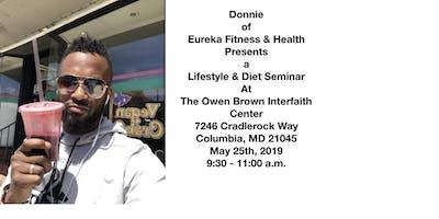 Health/Nutrition & Fitness Seminar
