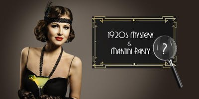 1920s Murder Mystery Martini Party
