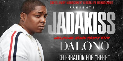 """Jadakiss"" Host's Welcome Home Party for ""Dalono"", Celebration for ""Berg"""