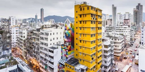Kowloon Street Art Tour - The Graffiti Hall of Fame 九龍街頭藝術探索之旅