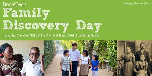 Cleveland Stake Family Discovery Day 2019