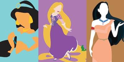 Arts & Animals Princess Camp
