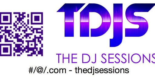 """The DJ Sessions presents """"Silent Disco"""" Sunday's 8/18/19"""