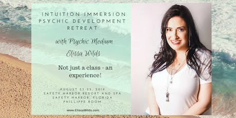 Intuition Immersion Retreat with Psychic Medium Elissa Wilds tickets