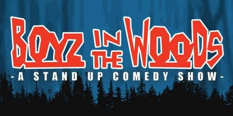 Boyz In The Woods! Free Comedy in Crown Heights 8/22 tickets