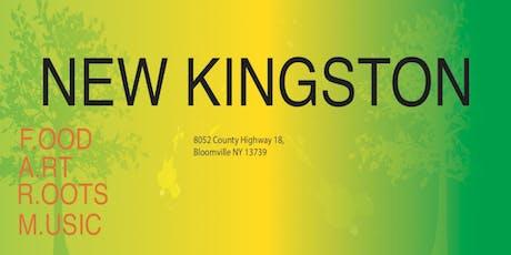 New Kingston F.A.R.M. Festival tickets
