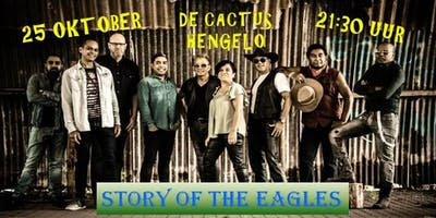 Story of the Eagles (Eagles Tribute Band) live in De Cactus