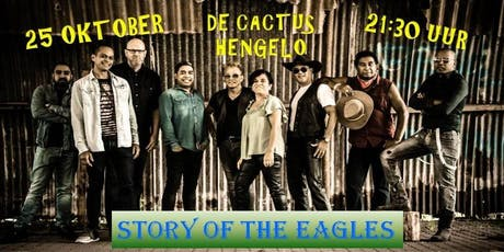 Story of the Eagles (Eagles Tribute Band) live in De Cactus  tickets