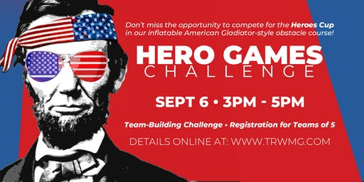 The HERO GAMES CHALLENGE Team Competition