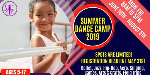 Serenity Summer Dance Camp
