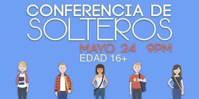 CONFERENCIA DE SOLTEROS Y SOLTERAS WWJD, 2019.
