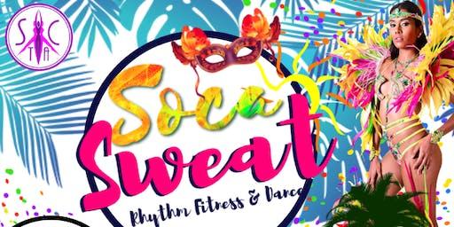 Soca Sweat Dance Classes