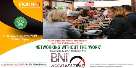 BNI Accelerators After-Business Mixer & Net-Celebration Event tickets
