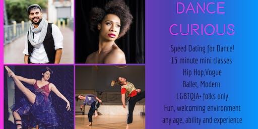 Dance-Curious