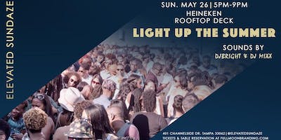"Elevated SunDaze Rooftop Day Party ""Light Up The Summer"""