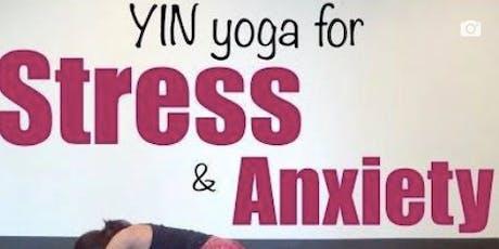 August Free Community Karma Yin for Stress-Anxiety w/ Sam tickets