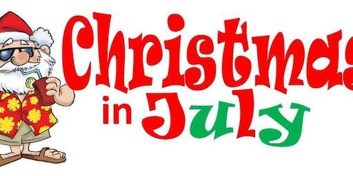 Christmas in July Murfreesboro Tn